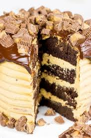 Reese s Chocolate Peanut Butter Cake Spiced