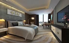 100 Modern Luxury Design Hotel Room 3D Model