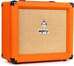Best 1x10 Guitar Cabinet by Orange Crush 35rt 35 Watt 1x10