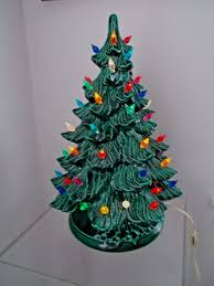 Plastic Bulbs For Ceramic Christmas Trees by Lighted Ceramic Christmas Tree Christmas Ideas