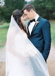 Cloudy But Cute Rustic Wedding