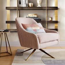 Louis Fashion Living Room Sofas Nordic Cloth Art Revolving
