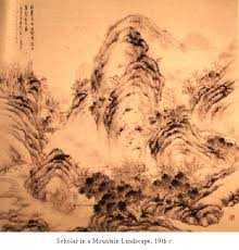 Japanese Painting Tended To Be Both More Abstract And Naturalistic Than Chinese Depending On The Artist Subject