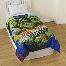 Tmnt Toddler Bed Set by Kids U0027 Comforters Kmart