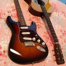 Last Call Fender John Mayer Signature Stratocaster 3 Tone Sunburst
