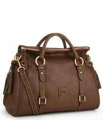 dooney u0026 bourke florentine tasseled satchel dillards