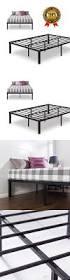 Ebay Queen Bed Frame by The 25 Best Metal Platform Bed Ideas On Pinterest Platform Bed