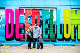 Deep Ellum Wall Murals by Deep Ellum Tx Family Photographer Dallas Tx