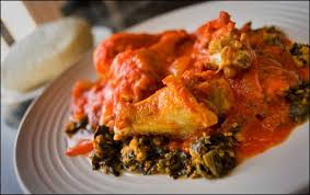 Traditional West African Dishes Are Served Without Compromise