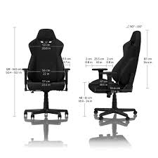 S300 Gaming Chair - Stealth Black - Nitro Concepts Nitro Concepts S300 Ex Gaming Chair Stealth Black Chair Akracing Core Redblack Conradcom Thunder X Gaming Chair 12 Black Red Arozzi Verona Pro V2 Premium Racing Style With High Backrest Recliner Swivel Tilt Rocker And Seat Height Adjustment Lumbar Akracing Series Blue Core Series Blackred Cougar Armour One Best 2019 Coolest Gadgets