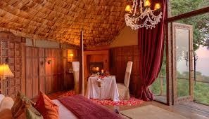 100 Crater Lodge AndBeyond Ngorongoro Kilismile Trails Safaris