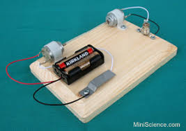 light bulb light bulb science project generators shaft using a