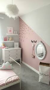 wandgestaltung kinderzimmer mädchen was ist auf den wänden