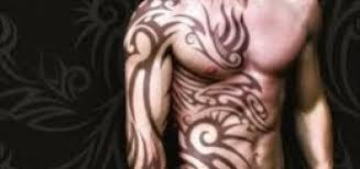 Polynesian Tribal Tattoos Meaning Strength Images