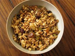 Pumpkin Flaxseed Granola Nutrition by Pumpkin Spice Granola