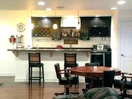 Dining Room Turned Into Bar Area High Tables Ideas Wet Inspiring Small