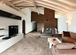 aspen white wood effect glazed porcelain floor tile 60x15cm from