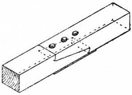 the scarf joint
