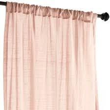 Pier 1 Imports Curtain Rods by Pier 1 Imports Quinn Sheer Curtain Blush 84 U0027 U0027 29 95 Per Panel
