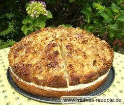 bienenstich torte