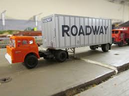 An H.O Scale Model Of A Roadway Trucking Company Ford C Ca… | Flickr Truck Stuck Under Bridge Blocks Roadway Abc11com Trucking Yrc Tracking Large And Bus Crash Facts 2012 Federal Motor Carrier Safety Us Army Test Could Accelerate Autonomous Driving Roadway Trucking Yrc 1truckimages Ho Scale 187 Roadway Trailer Concor Athearn 1850 New Trucks Yellow Freight Pinterest Yellowroadway Freight Fail Near Miss Youtube Express Trucking Doubles Tractor Winross Vintage Mesh Trucker Hat Snapback Etsy Volumes Rates Are Decling For At A Time When Hull Inc Flat Bed Hauling From Coast To Awards