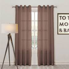 latest collection kohls sheer curtains that comfy with luxury