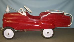 """Antique Fire Engine Pedal Car, Fully Restored, Padded Seat, 46""""W X ... A Late 20th Century Buddy L Childs Fire Truck Pedal Car Murray Fire Truck Pedal Car Vintage 1950s Jet Flow Drive City Fire Amf Fighter Engine Unit No 508 Sold Childs Metal Rescue Truck Approx 1m In John Deere M15 Nashville 2015 Baghera Childrens Toy 1938 Antique Engine Fully Stored Padded Seat 46w X Volunteer Department No8 Limited Edition No Generic Firetruck Stock Photo Edit Now Amazoncom Instep Toys Games These Colctible Kids Cars Will Be Selling For Thousands Of"""