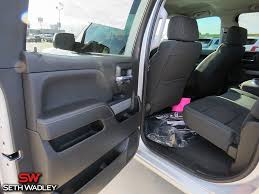 100 Chevy Truck Seats 2018 Silverado 1500 LT 4X4 For Sale Pauls Valley OK