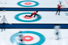 100 Peter De Cruz Mr T Really Loves 2018 Winter Olympics Curling Time