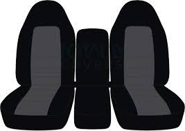100 Ram Truck Seat Covers Amazoncom 19942002 2nd Gen Dodge TwoTone