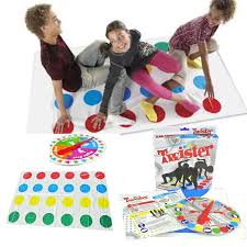 Customize Twister Board Game