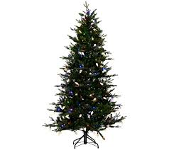 7ft Christmas Tree Amazon by Christmas Trees U2014 Qvc Com