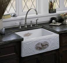 a wide selection of trendy traditional fireclay kitchen sinks are