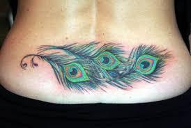 Tattoos Celtic Tribal Lower Back Tattoo