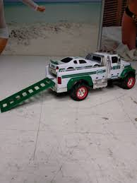 2011 Hess Toy Truck And Race Car | EBay