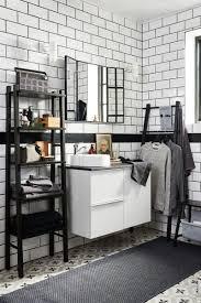 offene ablage fürs bad regale fürs badezimmer badezimmer