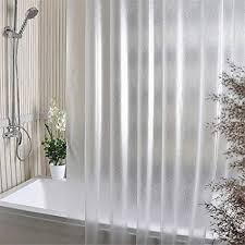 miwang die nordischen plastik duschvorhänge durchsichtige