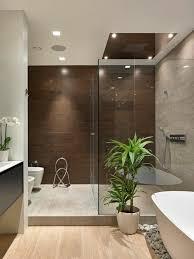 4 badezimmer deko baddesign in braun und weis blumen und