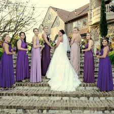 online get cheap purple bridesmaid dresses fitted long aliexpress