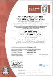 fluido bureau veritas calidad certificada mhis cl