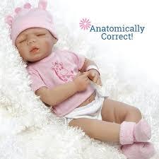 Buy NPKDOLLS Reborn Baby Dolls Silicone Full Body Baby Girl 10