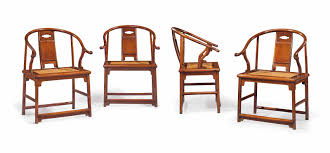 100 C Ing Folding Chair Replacement Parts AN EXTREMELY RARE AND IMPORTANT SET OF FOUR HUANGHUALI HORSESHOE