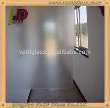 Anti Glare Glass Non Reflective