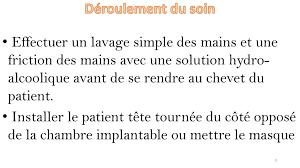 chambre implantable pour perfusion pose de perfusion sur chambre à cathéter implantable c i p ppt