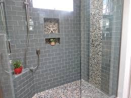 walk in shower remodel ideas horizontal tile appealing interior