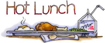 Hot Lunch Tray Clipart 33