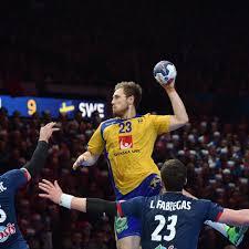 HandballBundesliga Magdeburg Holt Nationalspieler Albin Lagergren