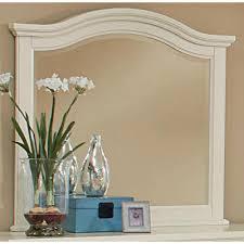 Vaughan Bassett Dresser With Mirror vaughan bassett dresser mirrors shutters arched mirror bb42 447