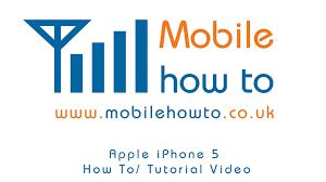 How To Control Volume Mute Apple iPhone 5