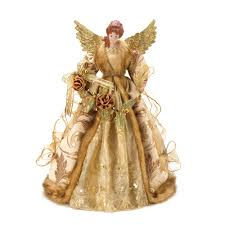 Vickerman Christmas Tree Topper by Balsam Hill U0027s Christmas Angel Tree Topper Captures The Essence Of